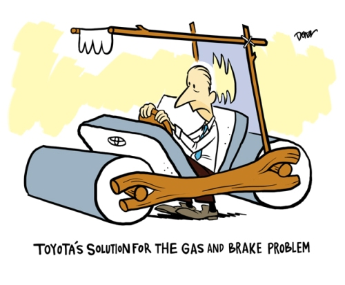 toyota cartoon
